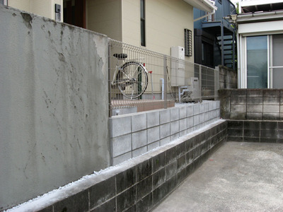 リフォーム外構工事 神奈川区六角橋 完成写真②.jpg
