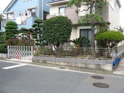 リフォーム外構工事 神奈川区六角橋 完成写真③.jpg