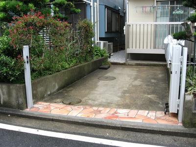リフォーム外構工事 神奈川区六角橋 完成写真④.jpg